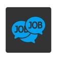 Labor Market icon vector image vector image