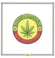 Medical Marijuana Logo Four vector image vector image