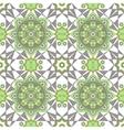 arabic Embossed vintage classic seamless geometric vector image vector image
