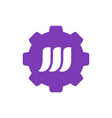 letter w logo icon design w letter design vector image vector image