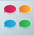 Speech bubl icon dialog box info