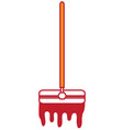 cleaning service design vector image vector image