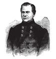 general richard j oglesby vintage vector image vector image
