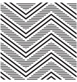 abstract chevrons pattern background image vector image