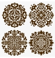 Mandala Ornamental pattern vector image