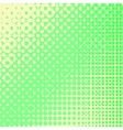Colored Halftone Patterns Set of Halftones vector image vector image