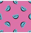 pink geometric pattern vector image