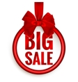 Christmas sale discount EPS 10 vector image vector image