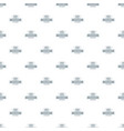 sound record pattern seamless vector image vector image