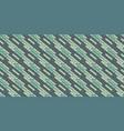 vintage seamless background design for wallpaper vector image