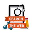 search web vector image