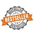 bestseller stamp sign seal