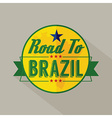 Road to Brazil Label