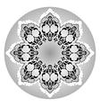 Antique ottoman turkish design eleven vector image vector image