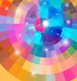 bright multicolored a gradient background vector image