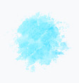 colorful abstract background soft blue watercolor vector image vector image
