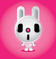 Rabbit Character vector image vector image