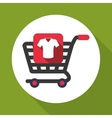 Shopping design Sales and Retail icon Isolated