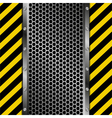 industrial background vector image vector image