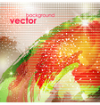 Abstract Space Concept Background vector image vector image