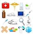 Medical Object vector image vector image