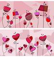 Floral love design