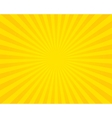 Yellow flare background