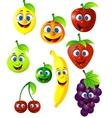 fruit cartoon