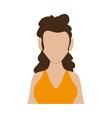 Woman icon Avatar female design graphic vector image vector image