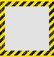 alert safety background vector image vector image