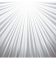 Grey Rays Background vector image vector image