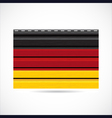 Germany siding produce company icon vector image vector image