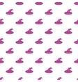 Wizard hat pattern cartoon style vector image vector image