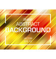 abstract colorful shine line background in gold vector image vector image