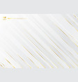 abstract geometric gold gradient bright color vector image vector image
