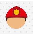 worker avatar design vector image vector image