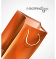 bag background vector image