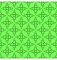 Green Ornamental Seamless Line Pattern vector image vector image