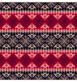 Retro style seamless pattern vector image vector image
