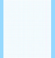 blank squared notebook sheet transparent vector image