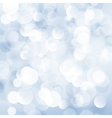 Soft Bright Abstract Bokeh Background vector image