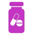 Drugs Phial Icon vector image