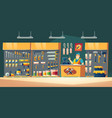 tools store hardware construction shop interior vector image