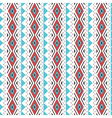 Tribal Boho Seamless Pattern vector image