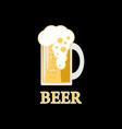 beer image vector image vector image