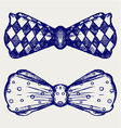 Bow-tie vector | Price: 1 Credit (USD $1)