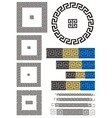 Greek key pattern vector | Price: 1 Credit (USD $1)