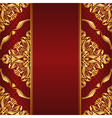 maroon background vector image vector image