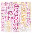 JP sitemap text background wordcloud concept vector image vector image