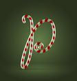 Candy cane abc p